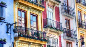 edificios en valencia