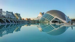 Visiter la Cité des Arts et des Sciences de Valencia