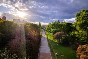 Se promener dans les Jardins du Turia - Valencia