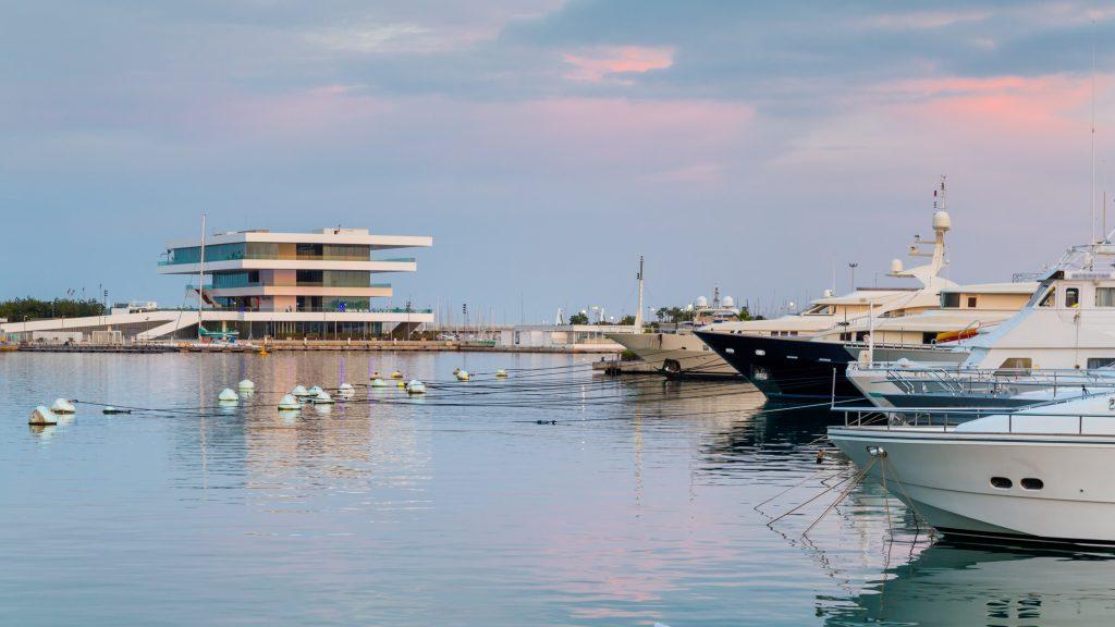 Visiter le port de Valencia
