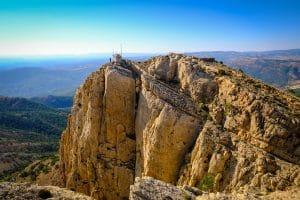 Excursion à la Penyagolosa depuis Valence
