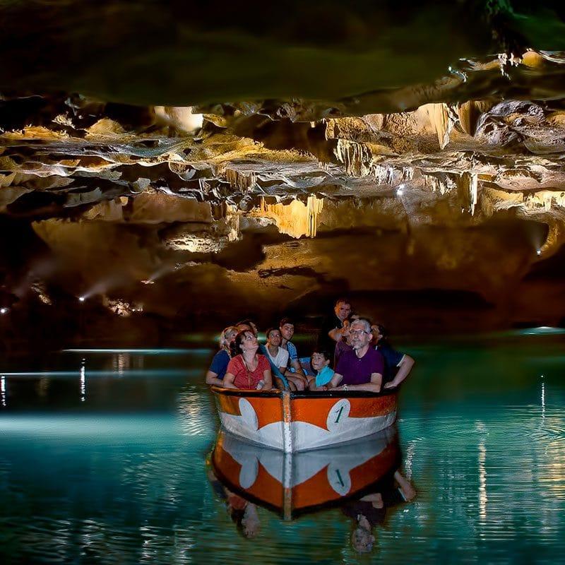 Excursion grottes de Sant Joseph à Valence