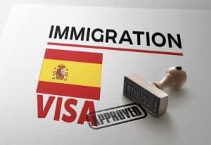 Vivre à Valencia - Visa